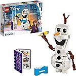 LEGO Disney Frozen II Olaf 41169 $7.99
