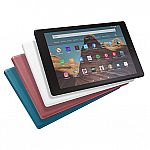"Amazon Fire 10"" 32GB HD Tablet with Caseable and App Voucher $99.99"