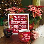 Hallmark -  75% Off Christmas Ornaments
