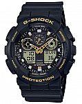 Casio Men's G-Shock XL Series 200M WR Shock Resistant Resin Watch $69