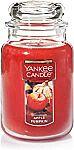 Yankee Candle Large Jar Candle, Apple Pumpkin $11