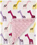 Hudson Baby Unisex Baby Plush Mink Blanket $4.33