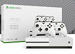 Microsoft Xbox One S Console 1TB – Two-Controller Bundle $299