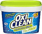 3-Lb OxiClean Versatile Stain Remover $5.80