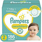 Amazon Prime: Spend $40 on Pampers items Get $10 Prime Video Credit