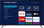 "Westinghouse 65"" LED 4K UHD Smart Roku TV $400"