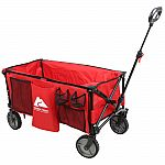 Ozark Trail Quad Folding Camp Wagon with Tailgate $58