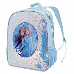 Disney Store - Extra 25% Off Sale; Anna and Elsa Backpack $7.48 (Org $30)