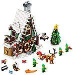 Lego 10275: Elf Club House $100