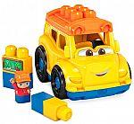 Mega Bloks First Builders Sonny School Bus $5