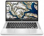 "HP 14"" Chromebook HD Laptop ( N5000 4GB 64GB)"