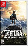 The Legend of Zelda: Breath of the Wild - Nintendo Switch $40