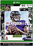 Madden NFL 21 (Playstation or XBox) $22.50