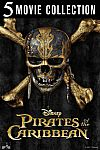 Pirates of the Caribbean 5-Film Collection (4K UHD Digital Films) $19.99
