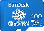 SanDisk 400GB microSDXC UHS-I for Nintendo Switch $90 (Org $180)
