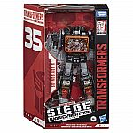 Transformers War for Cybertron Voyager 35th Anniversary WFC-S55 Soundblaster $20 and more