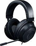 Razer Kraken Wired Stereo Gaming Headset $40 (Org $80)