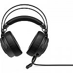 OMEN Blast Gaming Headset with Retractable, Noise Canceling Microphone $47