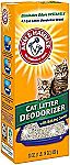20-oz Arm & Hammer Cat Litter Deodorizer $1.97