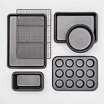 Target - 50% Off Bakeware Sale: 6pc Carbon Steel Bakeware Set $15 & More
