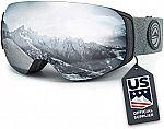 Wildhorn Roca Snowboard & Ski Goggles $34.99
