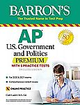 More FREE AP Practice Tests (Barron's Test Prep) (French, Spanish, US Government and more)