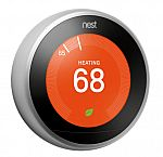 Google Nest Learning Thermostat (3rd Gen) $125