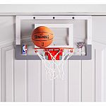 Spalding NBA Over-The-Door Basketball Hoop $17.50 (50% Off)