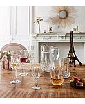 Longchamp Cristal D'Arques Set of 4 Wine Glasses $9.99 and more