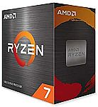 AMD Ryzen 7 5800X 8-core, 16-Thread Unlocked Desktop Processor $421.05