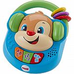 Fisher-Price Laugh & Learn Sing & Learn Music Player $3.94 (70% Off) & More