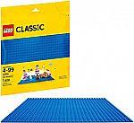 LEGO Classic Blue Baseplate 10714 $4.80