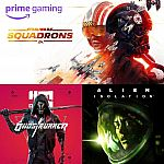 Amazon Prime - Star Wars: Squadrons PC Game & More Free