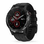 Garmin Fenix 5 Plus Sapphire Smartwatch $280