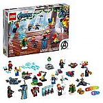 LEGO Avengers or Star Wars Advent Calendar (2021) $32