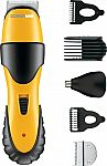 Conair GMT260 ALL-IN-1 TRIMMER - Yellow $15