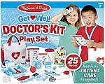 Melissa & Doug Get Well Doctor's Kit Play Set $19