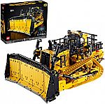LEGO Technic App-Controlled Cat D11 Bulldozer 42131 (3,854 Pieces) $410