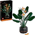 Lego Botanical Collection Bird of Paradise 10289 $99.99 and more