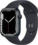 Apple Watch Series 7 (GPS 45mm) $429