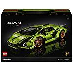 LEGO Technic - Lamborghini Sián FKP 37 Car Model (42115) $299.99