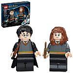 LEGO Harry Potter: Harry Potter & Hermione Granger 76393 $60 (50% Off)