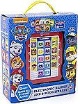 Nickelodeon Paw Patrol Chase Electronic Reader 8 Sound Book Library $15 and more