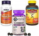 Amazon Cold and Cough Season Favorites Sale (Sudafed, Tylenol, and more)