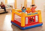 Intex Inflatable Jump-O-Lene Playhouse Trampoline Bounce House $33.28