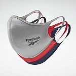 3-Pack Reebok Men's Face Cover M/L $9.40 + Free Shipping
