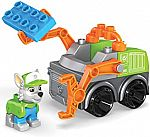 Mega Bloks PAW Patrol Building Toys: Rocky's Recycling Truck $8 and more