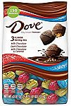 43 Oz DOVE PROMISES Variety 150-Pc Bag Chocolate Candy $9