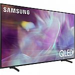 "Samsung Q60A 50"" HDR 4K Smart QLED TV $548"