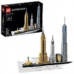 LEGO Architecture New York City 21028 + $10 Target GC $53 and more